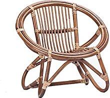 HFVDA Children's Wicker Chair,Small Chair,Home