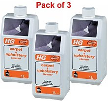 HG Carpet And Upholstery Cleaner 1 Litre (Pack of