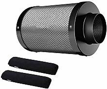 HG Power Air Purifier Carbon Filter Odor Control