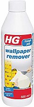 HG Wallpaper Remover 500 ml – is a Fast and
