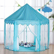 HGA Teepee Tent For Kids Foldable Children Play