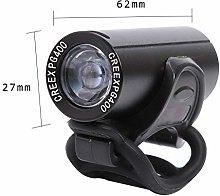 HGDD Bike Headlight Compatible with 350LM Bike