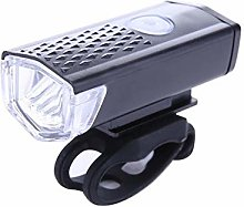 HGDD Bike Headlight Compatible with T6 LED Bicycle