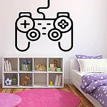 HGFDHG Game video wall decals computer game art