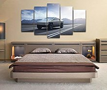 HGFDS prints on canvas 5 piece Print Wall Art 2022