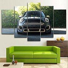 HGFDS prints on canvas 5 piece Print Wall Art Mini