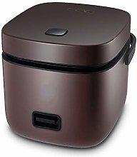 HGFDSA Mini Rice Cooker, Steamer, Cooks Rice,