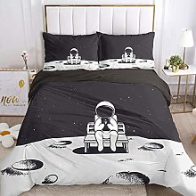 HGFHKL Astronaut game baby baby quilt cover