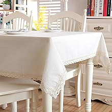 HGKJDL Tablecloth Modern Thicken Linen Cotton