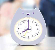 HGVVNM Battery Travel Alarm Clock with Snooze and