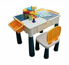 HH Home Hut Kids Table & Chair Desk Set Childrens