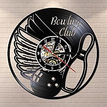 hhhjjj Mute no scale kitchen wall clock living