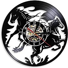 hhhjjj Vinyl wall clock record clock 12 inch vinyl