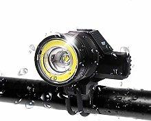 hhkty LED Bike Lights Bicycle Light 5 Lighting