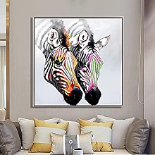 HHLSS Canvas print 15.7x15.7 in(40x40cm) no frame