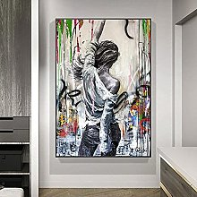 HHLSS Canvas print 15.7x23.6 in(40x60cm) no frame