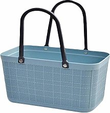 hhuanxiao Storage Basket Portable Storage Basket