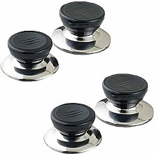 Hi Collie Set of 4 Easy fit Replacement Pan Lid