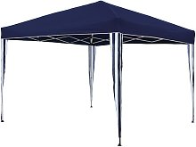 HI Foldable Party Tent 3x3 m Blue