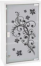 HI Medicine Cabinet 30x15x50 cm Stainless Steel -