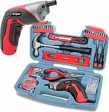 Hi Spec 35 Piece Home DIY Tool Kit with USB