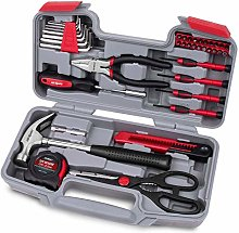 Hi-Spec 39 Piece Home & Office Toolkit Set for