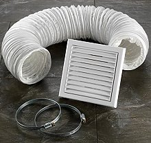 HIB 32400 Extractor Fan Accessory Kit with 3m
