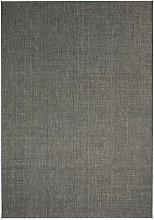 Hibbert Dark Grey Indoor/Outdoor Rug by Brayden