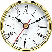 Hicarer 2.8 Inch/ 70 mm Round Quartz Clock Insert,
