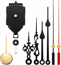 Hicarer Quartz Pendulum Clock Movement Mechanism