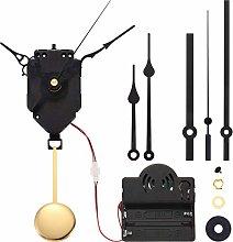 Hicarer Quartz Pendulum Trigger Clock Movement