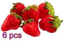 Hicustomer Strawberry Simulation Fruit Simulation
