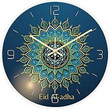HIDFQY DF-072 Muslim pattern wall clock