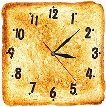 HIDFQY Gourmet decoration realistic toast bread