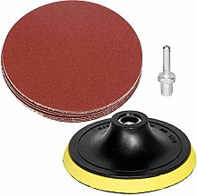 HIFROM 5-Inch/125mm Hook and Loop Backing Pad M14