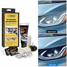 HiFuture Car Headlight Repair Kit Professional DIY