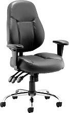 High-Back Desk Chair Symple Stuff