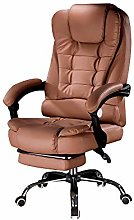 High Back Massage Office Chair Ergonomic Reclining