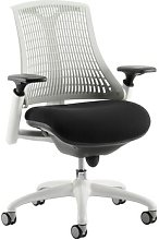 High-Back Mesh Desk Chair Symple Stuff Frame