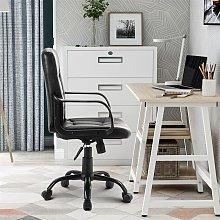 High Back Mesh Desk Swivel Chair for Home Office