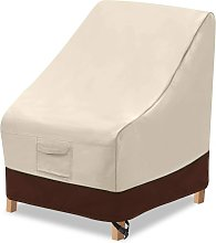 High back patio chair cover, 100% waterproof