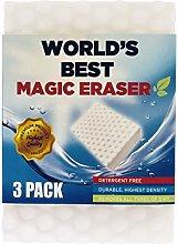 HIGH Density Magic Eraser Sponges for Cleaning