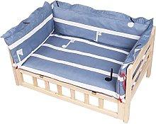 High-frame dog's pet bed small dog dog bed pet