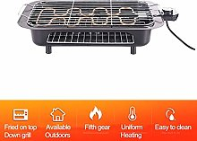 High Power 2200W Double Layer Electric Grill