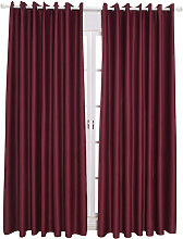 High-precision blackout cloth curtain, perforated
