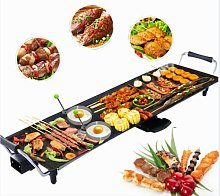 High-Q Electric Teppanyaki Table Top Grill Griddle
