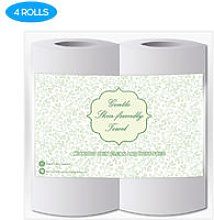 High Quality Log Household Rolls Thickened Roll