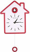 High Quality Report Clock, Cuckoo Clock, Battery