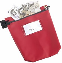 High Security Pouch Window Red - VAL06772 -