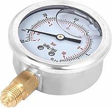 High Sensitivity Radial Pressure Gauge Manometer